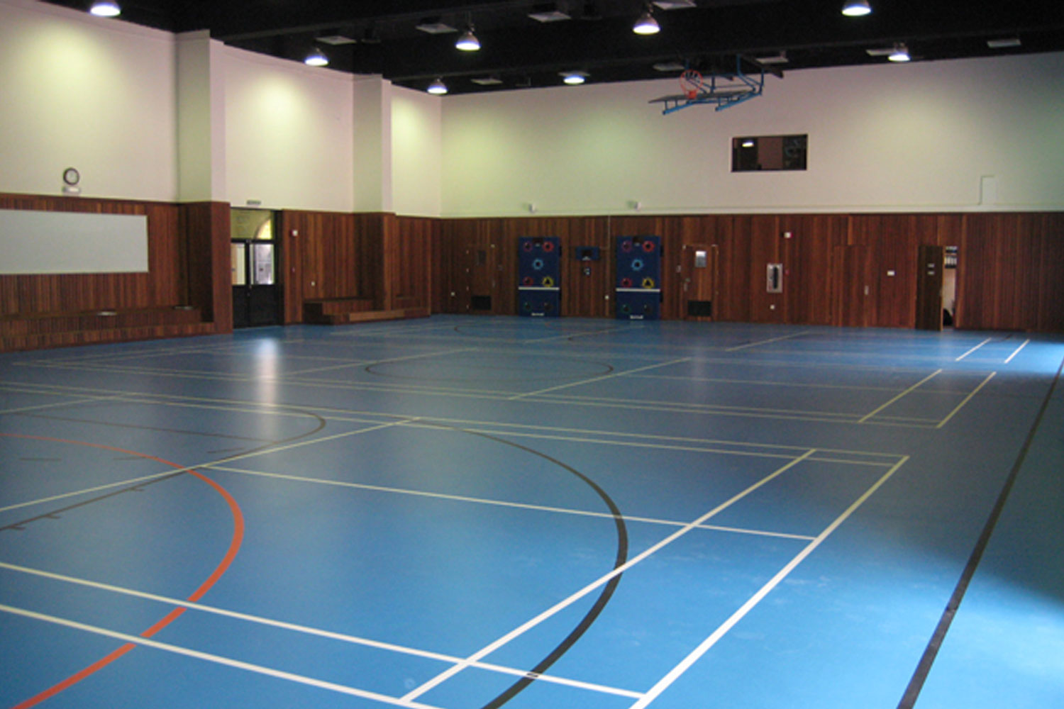 Indoor Sports Surfaces Cis Sf